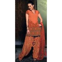 Cotton salwar kameez