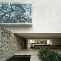 House Exterior Glass