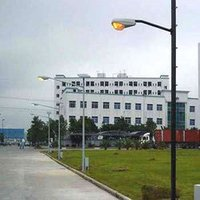 Street Lights Supplying and Erection