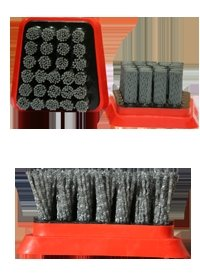 Stone Polishing Brush or Frankfurt Brush