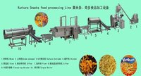 Cheese Corn Chips Making Machinery