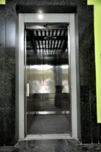 Side Opening Autodoor Passenger Lift / Elevators