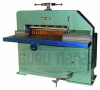 Sac-M1 Series Semi Automatic Paper Cutting Machine