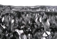 Machine Weft Natural Wavy Hair