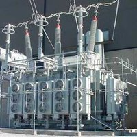 Electrical Transformer Erection