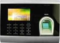 Fingerprint Attendance Processing System With TFT Colour Display