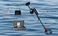 Underwater Video Metal Detectors