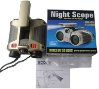 Night Vision Binoculars With Pop-Up Light