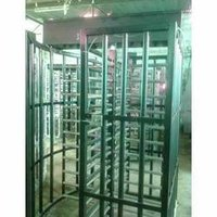 Half Height Turnstile Gate