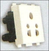 Double Module Socket