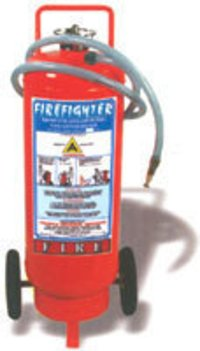 Water Carbon-Di-Oxide Type Fire Extinguisher