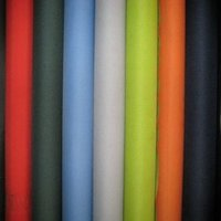 Fr Blackout Pvc Coated Fabric