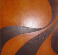 Designer Leather Wall Tile