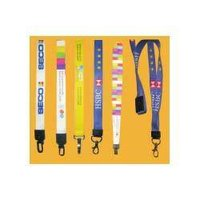 Multi Color Printed Lanyards
