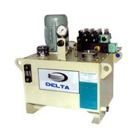 High Pressure Hydraulic Power Packs
