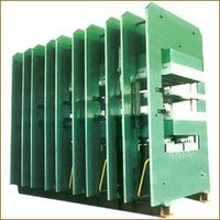 Hydraulic Press For Conveyor Belt & Rubber Sheet