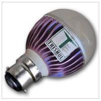 Domestic Bulb With Aluminium Body With High Power Led