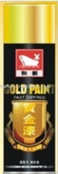 Gold Paint