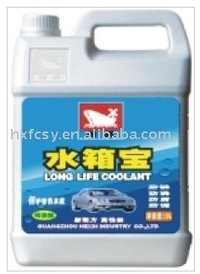 Radiator Coolant (Long Life Coolant)
