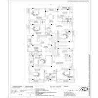 Floor Plan of Sai Hari Chennai Project