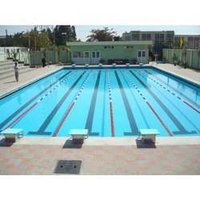 Industrial Semi Olympic Pool 25mx13m