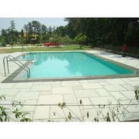 Industrial Round / Rectangular Shape Pools