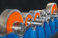 Syncromesh Gear Box For Wire Rod Mill