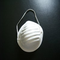 Ce Moulded Mask For Industrial