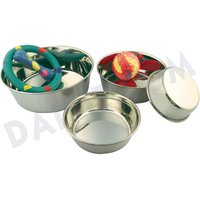 Stainless Steel Light Pet Dish