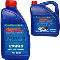 Efl Viola 20w40 Engine Oil