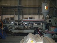 Plastic Extruder 150mm With MGB
