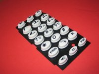 Silicone Button for Various Remote Controllers