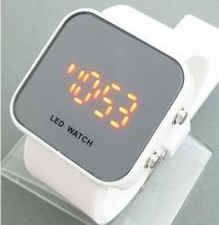 New Fashion Silicone LED Watch