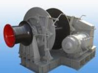Hydraulic Combined Mooring Winch Windlass
