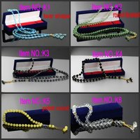 Religious Crystal Prayer Beads
