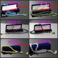Religious Crystal Prayer Beads