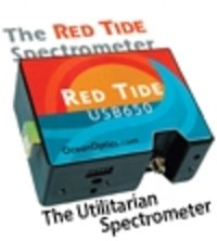 Miniature Fiber Optic Spectrometers