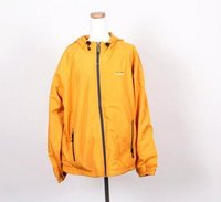 Yellow Wind Shield Jacket