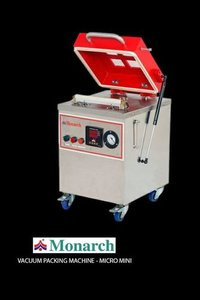 Table Top Vacuum Machine