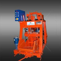 Concrete Building Block Machines