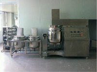 Cosmetic /Emulsifying Machines
