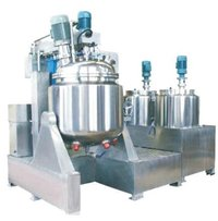 Cosmetic /Emulsifying Machine (300l)