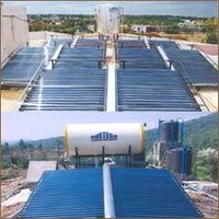 Domestic Solar Water Heaters (ETC)