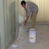 Acrylic Polymer Waterproofing Membrane
