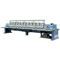 High Speed Flat Computerized Embroidery Machine