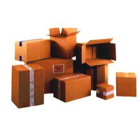 Corrugated Paper Cartons