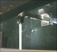 Electronic Wall Mixer Handle