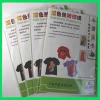 Metallic Inkjet Heat Transfer Paper
