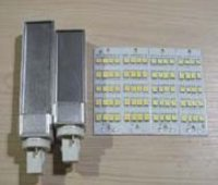 G23/G24 LED Lamp Pure White 20pcs SMD 5050 with 320-340 lm 5w