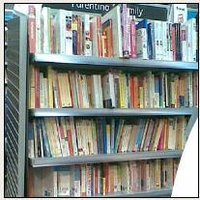 Libraries Book Racks
